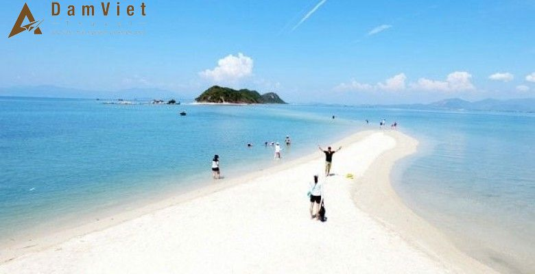 Đảo Điệp Sơn ở Nha Trang