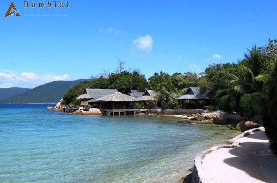Đảo Hòn Ông ở Nha Trang