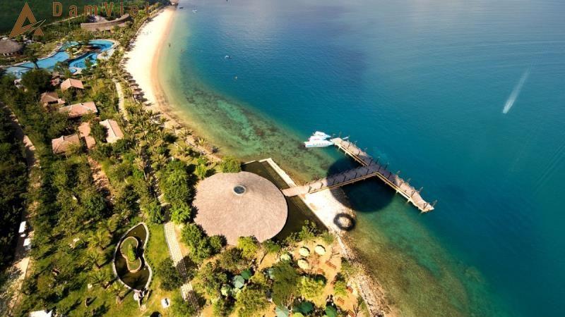 Đảo Hòn Tằm ở Nha Trang