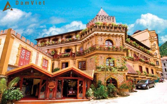 Khách sạn Châu Long ở Sapa