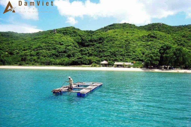 Vịnh Ninh Vân ở Nha Trang