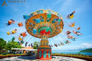 Vinpearl Land Nha Trang – thiên đường giải trí