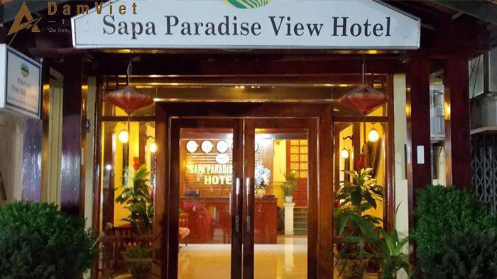 Khách sạn ở Sapa nằm gần nhà thờ