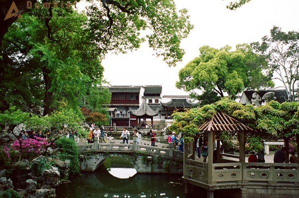 Thượng Hải – Hàng Châu – Tô Châu – Bắc Kinh