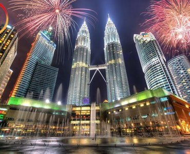 SINGAPORE – MALAYSIA 6N5Đ (Tết Dương Lịch)