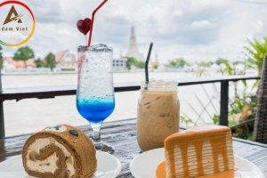 Du lịch Thái Lan – Ghé thăm những quán cafe đẹp rụng rời ở Bangkok