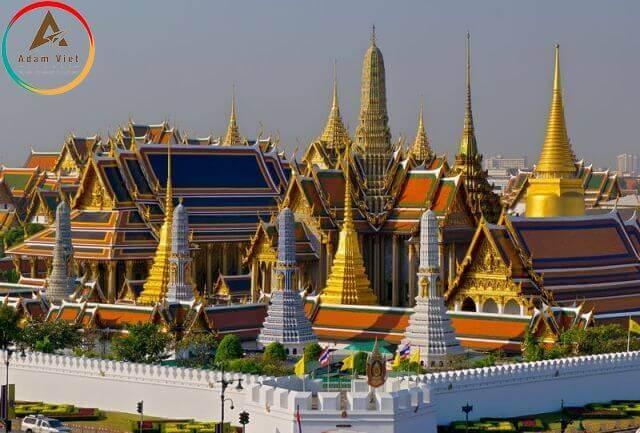 Du lịch Bangkok – Pattaya 4N3Đ ( Tết Dương Lịch)