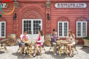 Những quán ăn ngon tại khu du lịch Bà Nà Hills
