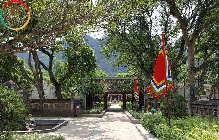 Đền thờ Vua Lê: