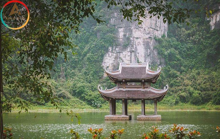 Khu du lịch Hành cung Vũ Lâm