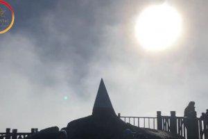 Hot – Hiện tượng ánh sáng kỳ ảo trên đỉnh Fansipan
