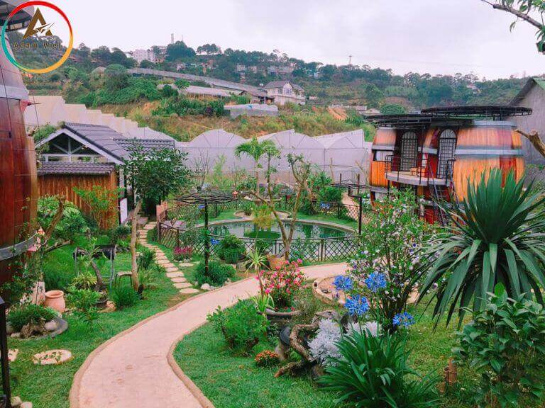 Wine Valley Homestay ở Đà Lạt