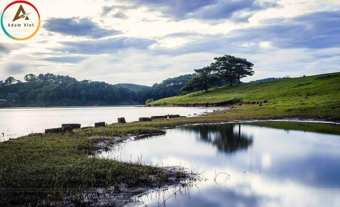 hồ Dankia Đà Lạt