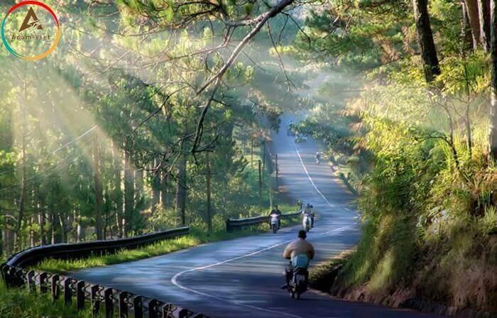 Kinh nghiệm đi phượt Đà Lạt bằng xe máy
