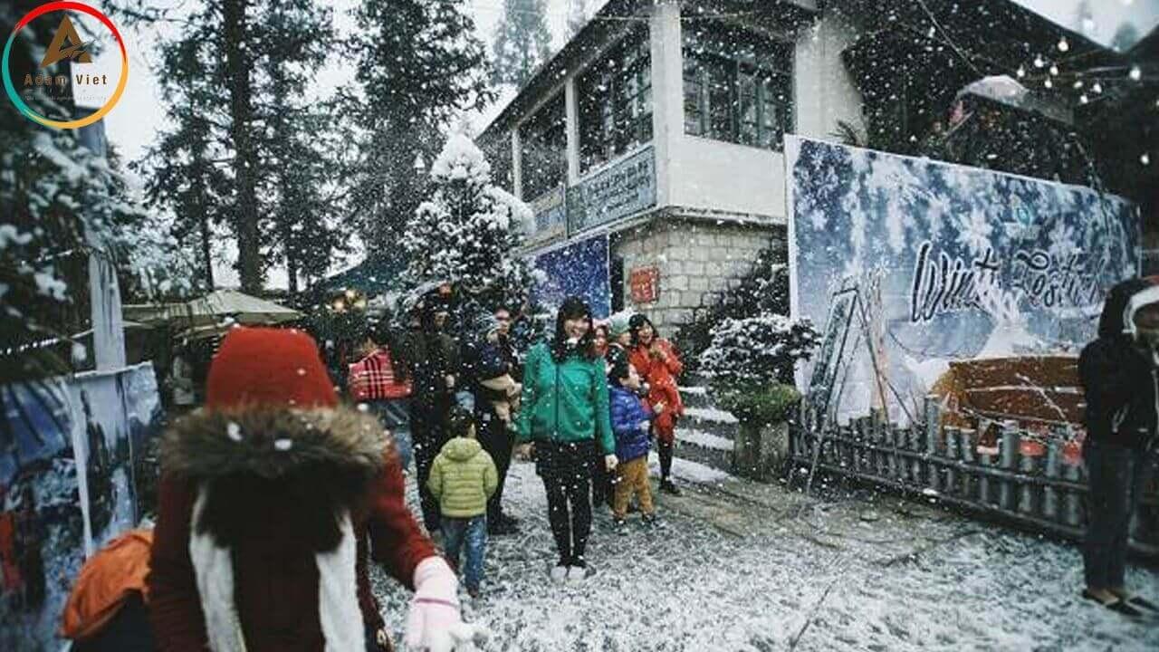 Chương trình Lễ Hội Mùa Đông ở Sapa