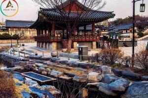 Seoul – Nami – Everland – Sauna jjimjilbang