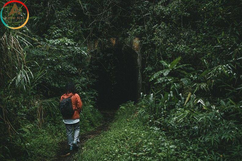 Đường hầm tàu hỏa