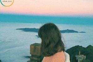 Du lịch Sapa – ngắm hoàng hôn trên Fansipan