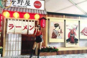 """Hot – Lễ hội ẩm thực-điểm chụp hình """"background"""" Tết siêu đẹp ở Hà Thành"""