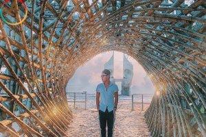 """Du lịch Phú Quốc – chiêm ngưỡng cổng trời """"nửa mặt"""" view biển độc nhất vô nhị"""
