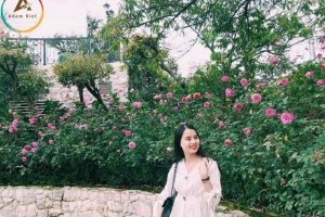 """Du lịch Sapa – khám phá """"cung điện hoa hồng"""""""
