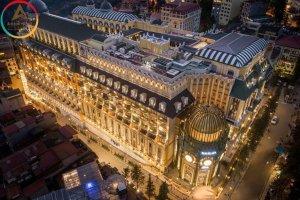 Hotel De La Coupole Sapa – khách sạn 5 sao đầu tiên tại trung tâm Sapa
