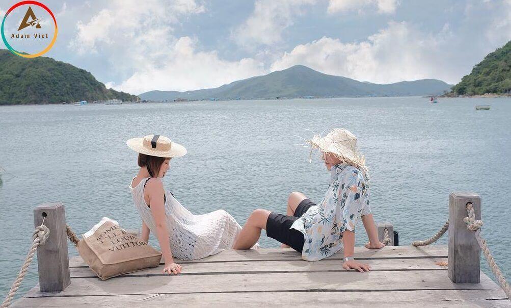 Vịnh Xuân Đài ở Phú Yên
