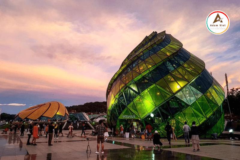 Du lịch Hà Nội – Nha Trang – Đà Lạt 5N4Đ hàng tuần