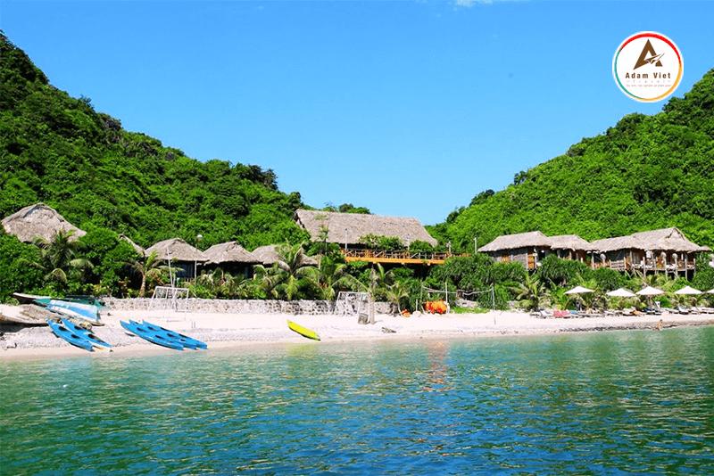 Du lịch Cát Bà 3N2Đ giảm giá Tour hè 2019