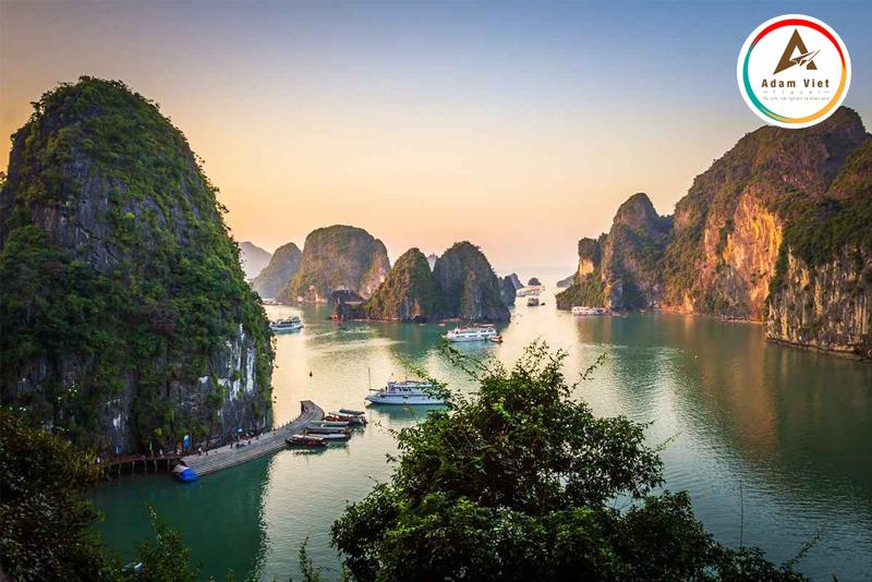 Du lịch Hạ Long 3N2Đ giảm giá Tour hè 2019