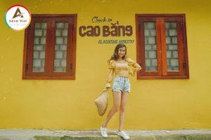 9X đi du lịch Cao Bằng tung  bộ ảnh đẹp tựa Bali
