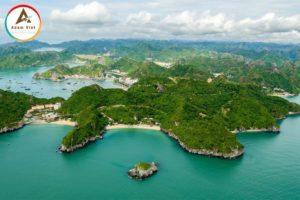 """Kinh nghiệm du lịch vịnh Lan Hạ – Đảo """"ngọc"""" Cát Bà"""