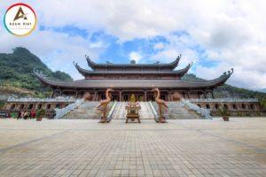 Chùa Tam Chúc – Hà Nam – Ngôi chùa lớn nhất Thế Giới