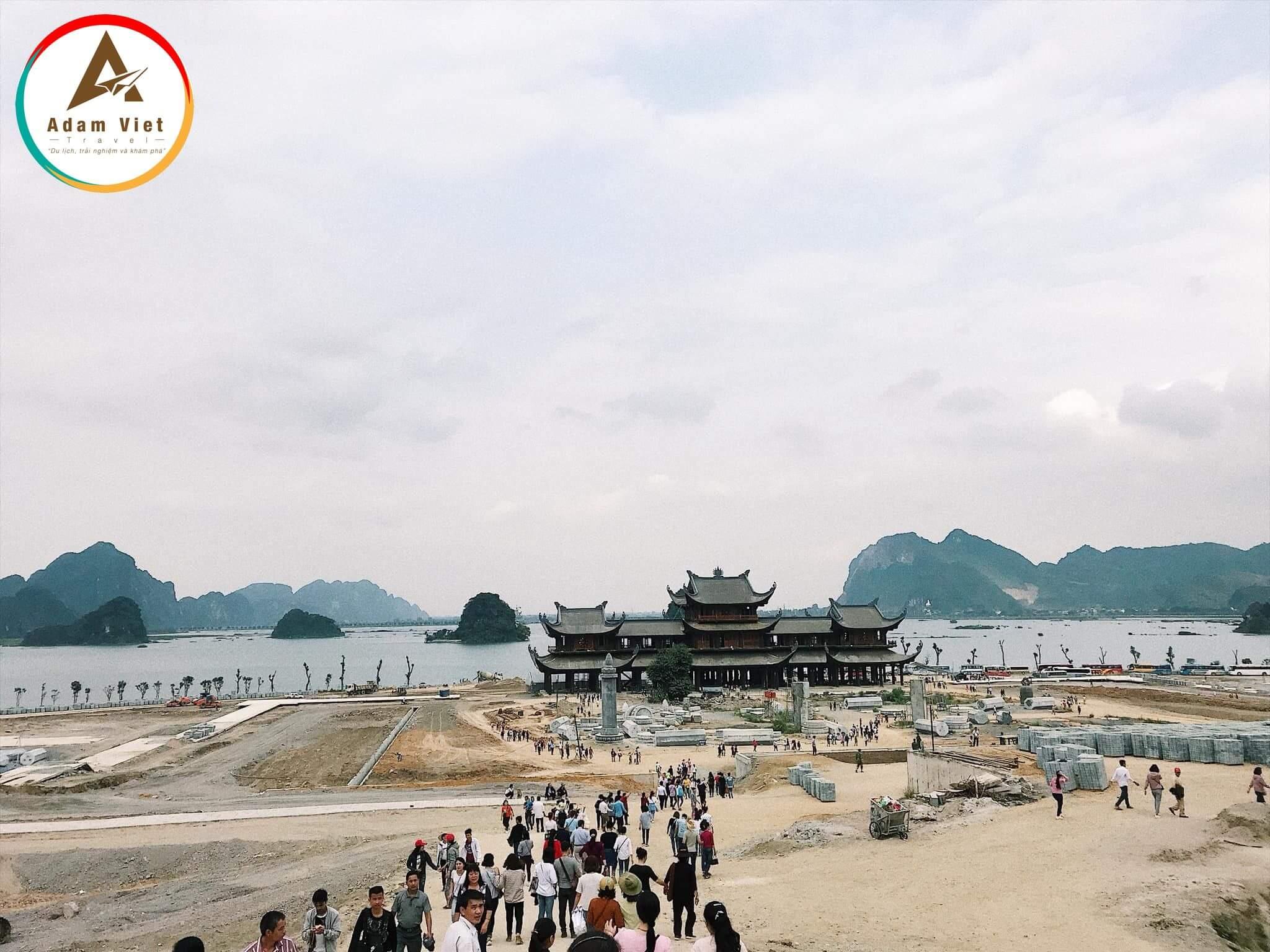 Chùa Tam Chúc - Hà Nam
