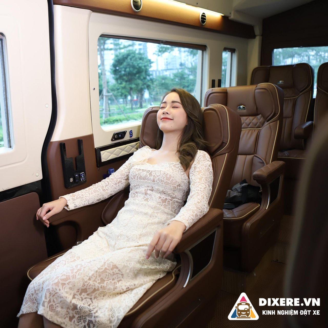 xe limousine hà nội hải phòng